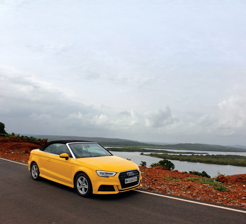 Audi A3 cabriolet to goa (2)