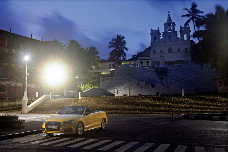 Audi A3 cabriolet to goa (4)