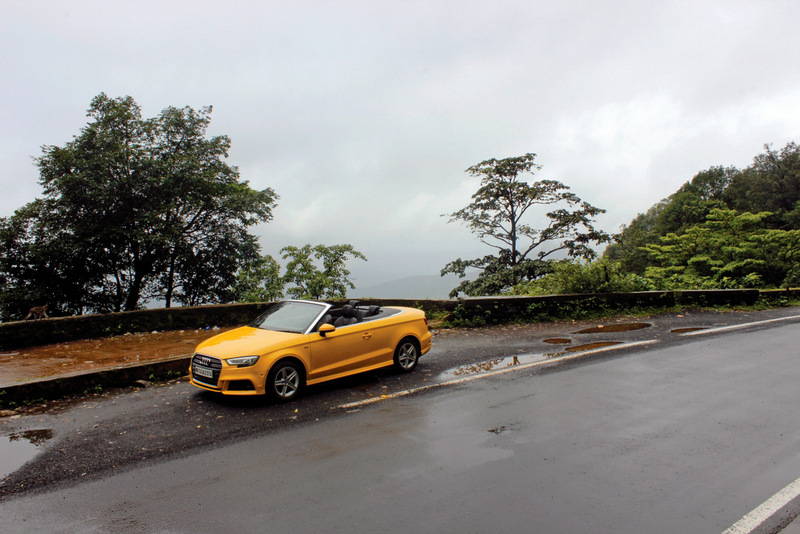 Audi A3 cabriolet to goa (5)