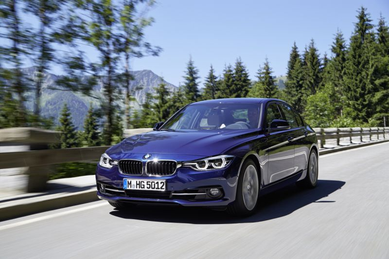 BMW 320d Edition Sport Launched in India
