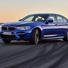 Coming Back To 5: New 2018 BMW M5 Unveiled