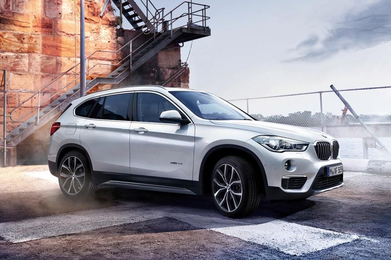 BMW X1 web
