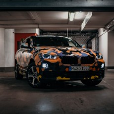 BMW X2 – The Next Big Small Car?