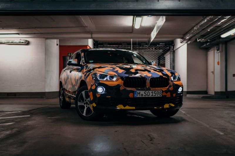 BMW X2 web