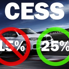 Cabinet Approves Cess Hike for Luxury Cars