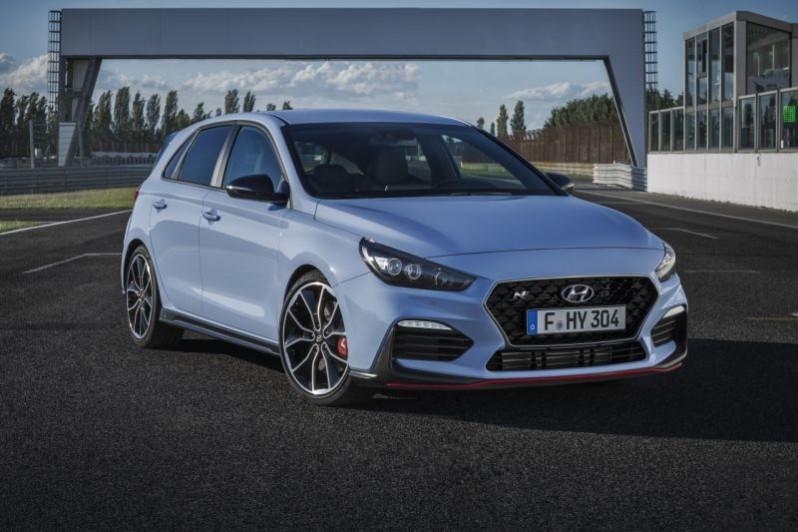 Hyundai i30 N Revealed Ahead of Europe Launch