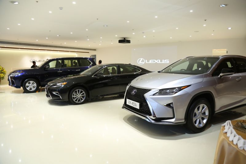 Lexus Open Fourth Guest Experience Centre in Bengaluru