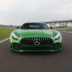 #BeastOfTheGreenHell Mercedes-AMG GT R First Drive Review