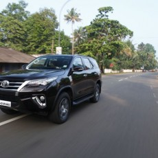 Toyota Fortuner Sets Record Of Highest Monthly Sales Since Launch