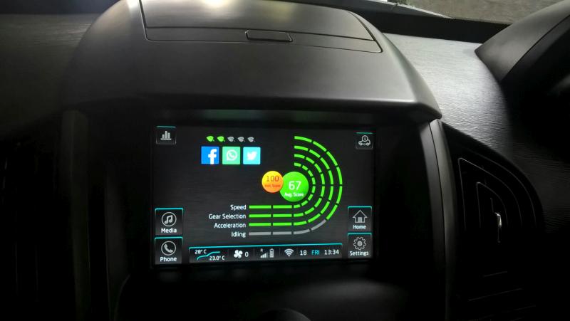 XUV 500 technopak apps web 2