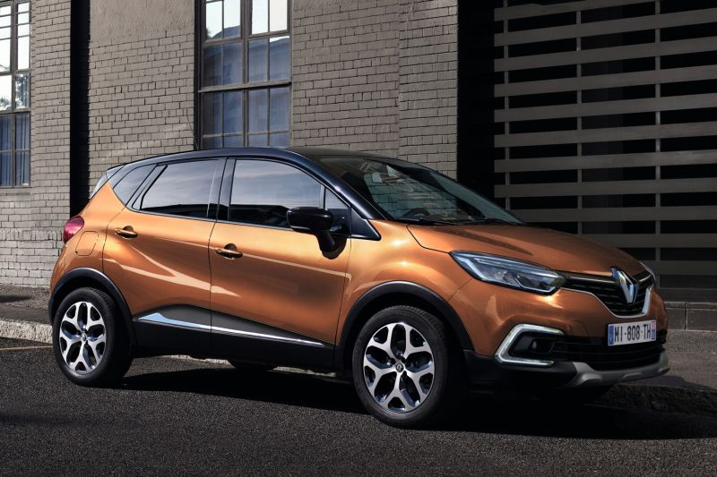 Renault Captur Unveils on 22 September