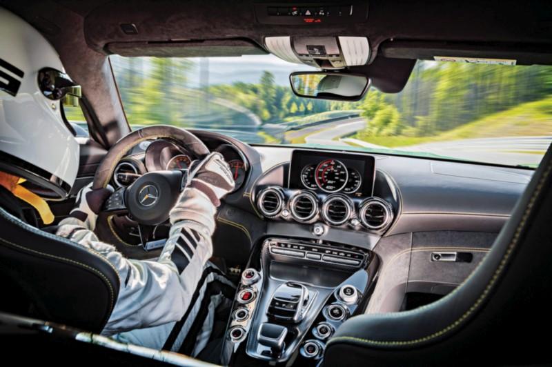 Mercedes-AMG GT R (C190) 2016