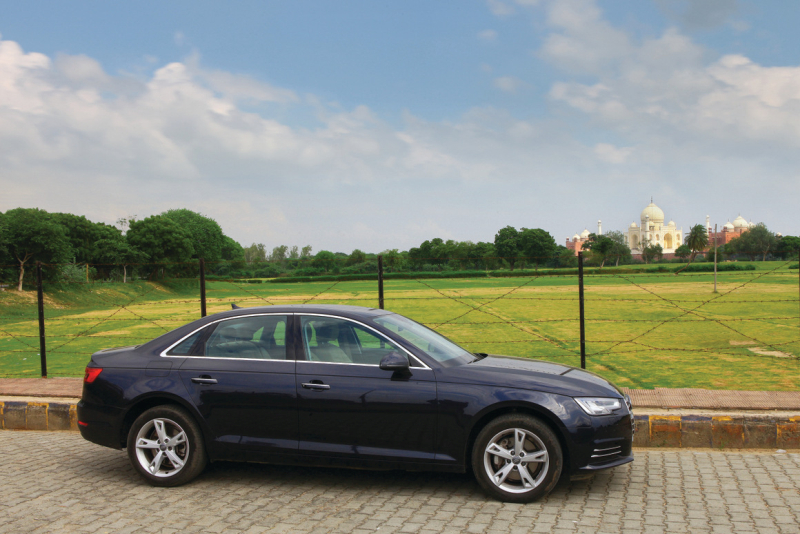 Audi A4 to Taj web 3