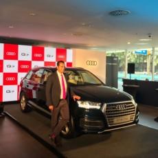 Petrol Power – Audi Q7 40 TFSI Launched