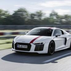 New Audi R8 RWS: The First Rear-Wheel-Drive R8