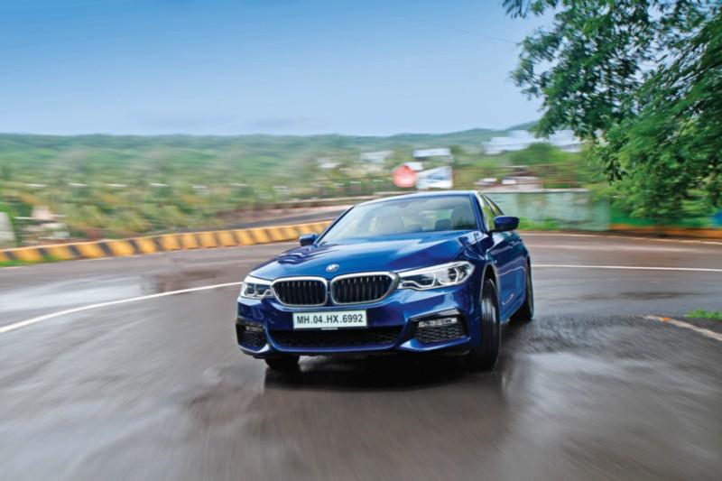 BMW 530d M Sport 4 web
