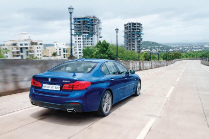 BMW 530d M Sport 6 web