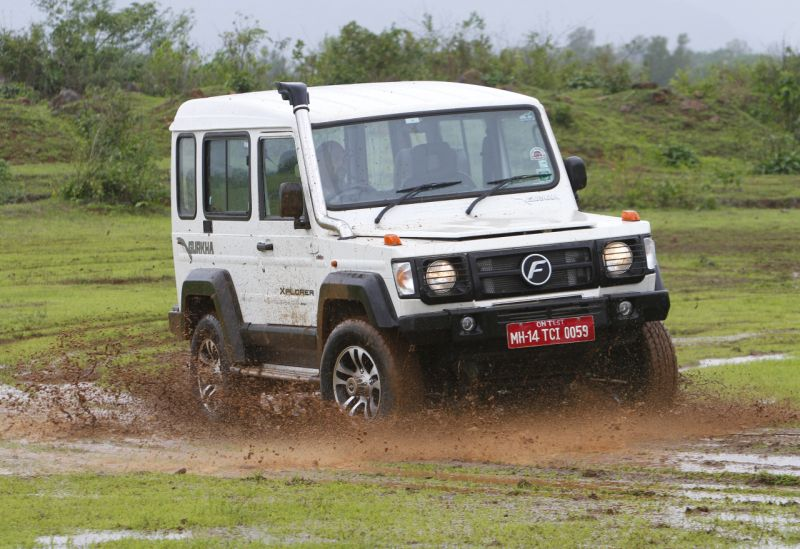 BS-IV Ready Force Gurkha Range Launched