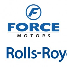 Rolls-Royce Tie Up with Force Motors for Engine Production Operations