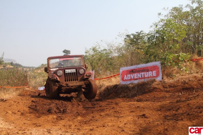 Mahindra Adventure Club Challenge and Thar Fest in October