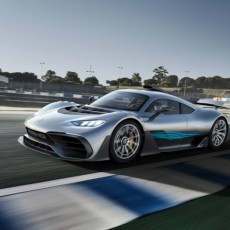 F1 Car for the Road – Mercedes-AMG Project One Revealed In All Its Glory