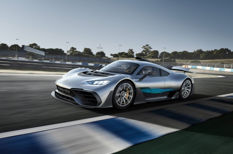 Mercedes-AMG Project ONE Concept 2017 1 web