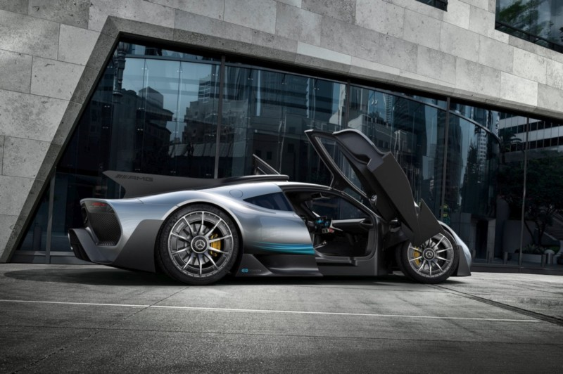 Mercedes-AMG Project ONE Concept 2017 2 web