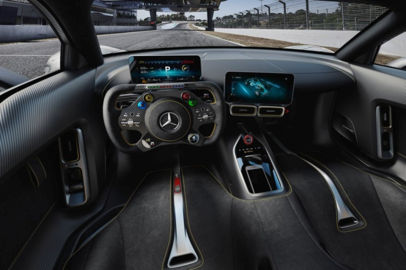 Mercedes-AMG Project ONE Concept 2017 3 web