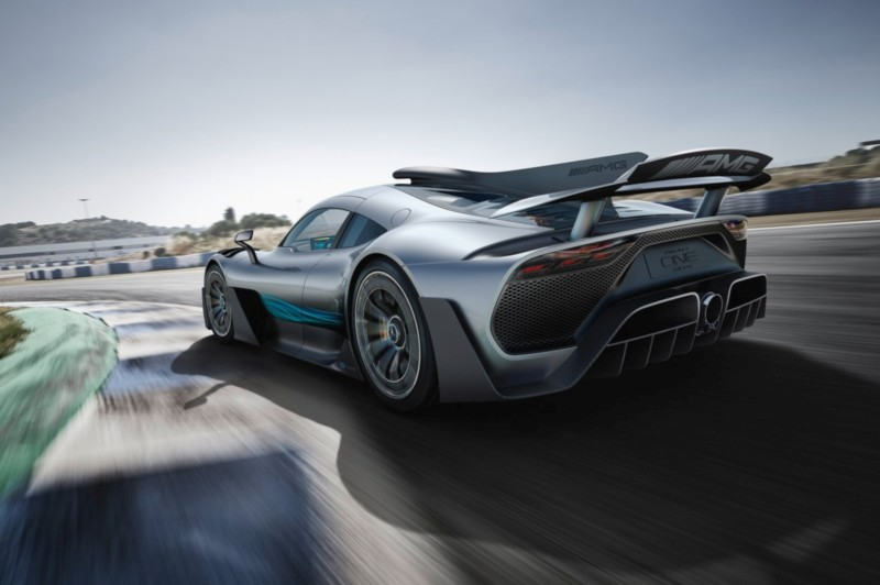 Mercedes-AMG Project ONE Concept 2017 4 web