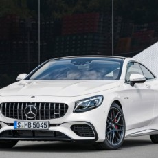 Updated Mercedes S-Class Coupé and Cabriolet Revealed