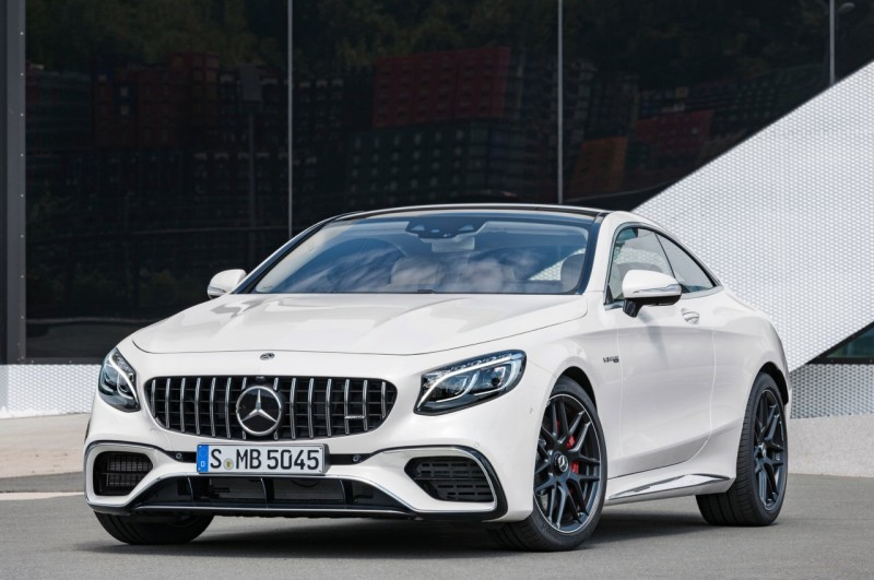 Mercedes-AMG S 63 Coupe 2018 web