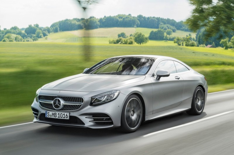 Mercedes-AMG S-Class Coupe 2018 web