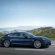 Porsche Panamera 4S Diesel First Drive Review – Wave Generator