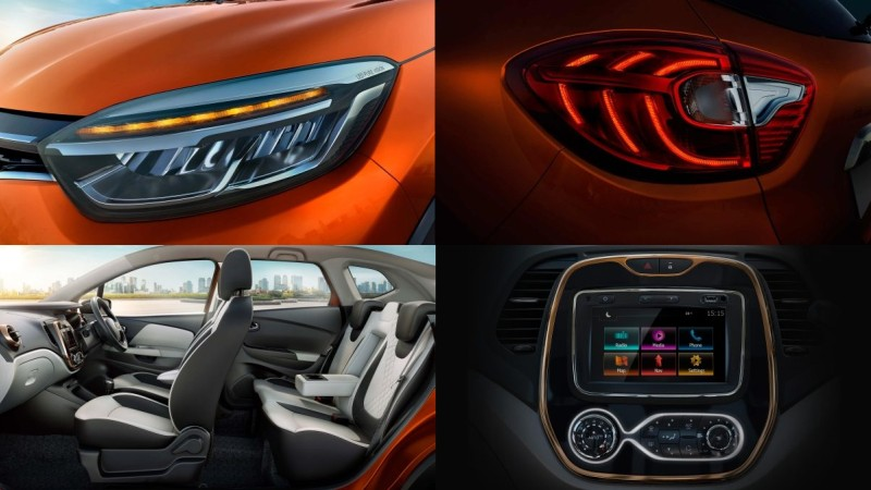 Renault Captur Collage web