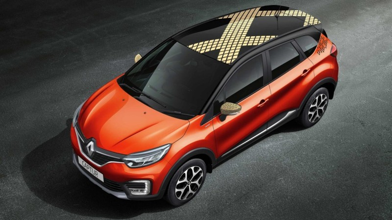 Renault Captur Diamond Deck web