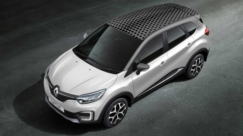 Renault Captur Urban Connect web