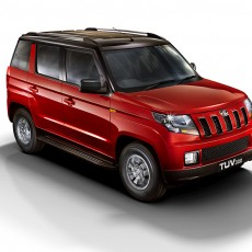 New Top-End Variant of Mahindra TUV300 Launched