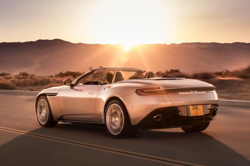 Aston Martin DB11 Volante 3 web