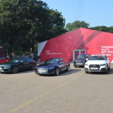 Experience the Thrill: The Audi Weekender