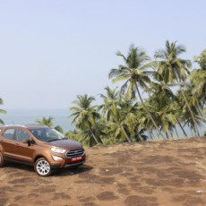 Ford EcoSport First Drive Review – Enter The Dragon