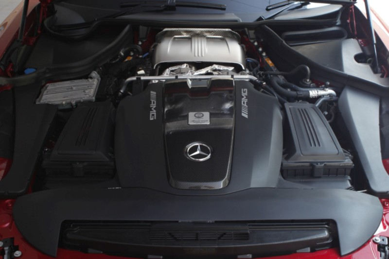 Mercedes-AMG GT Roadster On Track 7 web