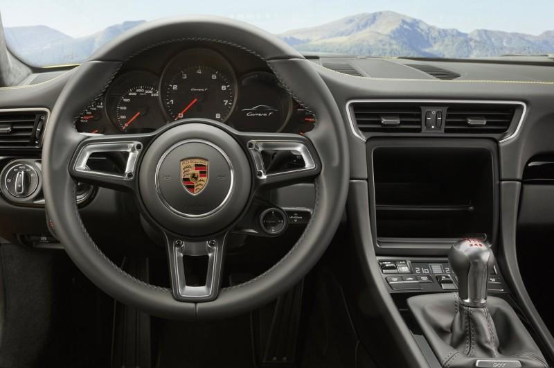 Porsche 911 Carrera T 2018 3 web