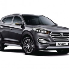 Hyundai Tucson Now With 4WD
