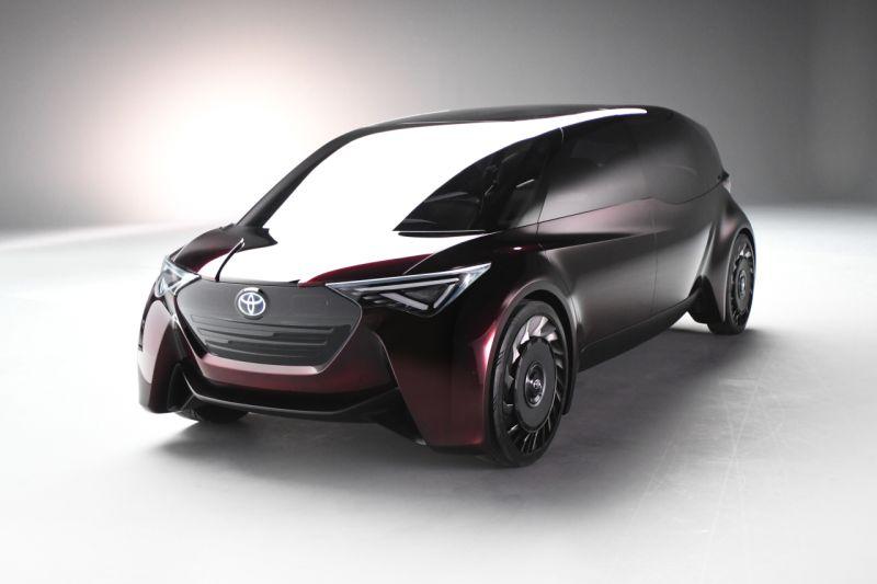 Toyota Fine-Comfort Ride web