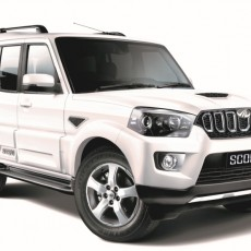 New, more powerful Mahindra Scorpio launched