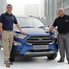 Dragon Attack: New Ford EcoSport Launched