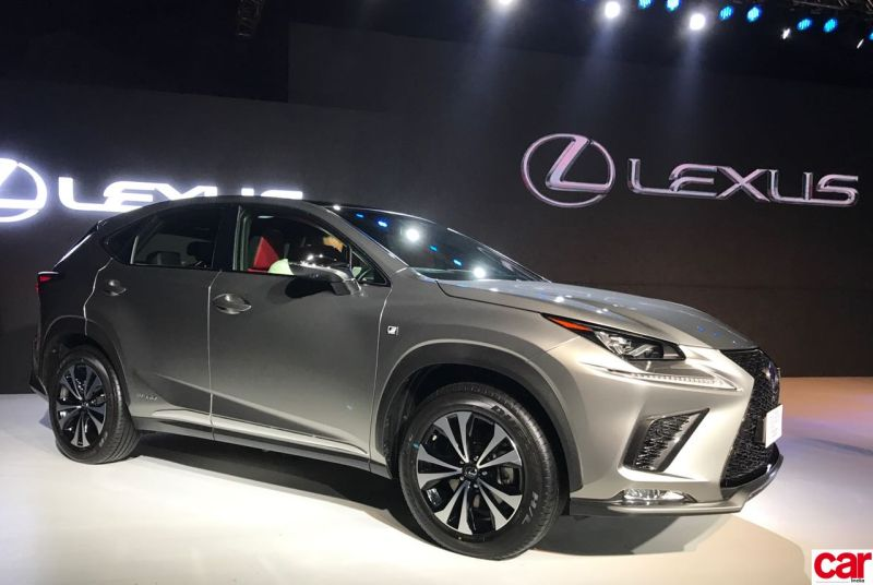 lexus nx 300h revealed available in two variants car india. Black Bedroom Furniture Sets. Home Design Ideas
