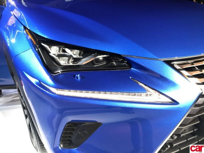 new, car, india, lexus, reveal, nx 300h, hybrid, crossover, news, latest