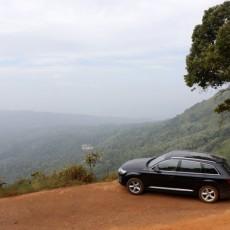 Audi Q7 to Chikamagaluru