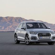 New Audi Q5 Incoming